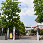 栃木高校_門